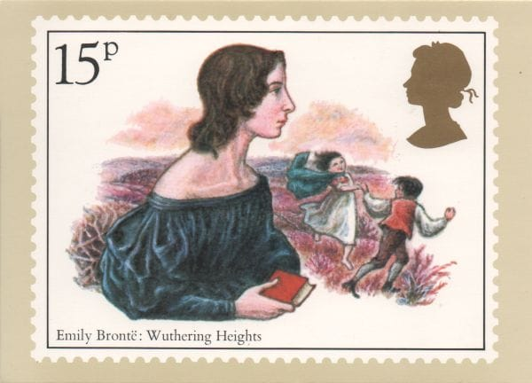 the life and works of emily bronte