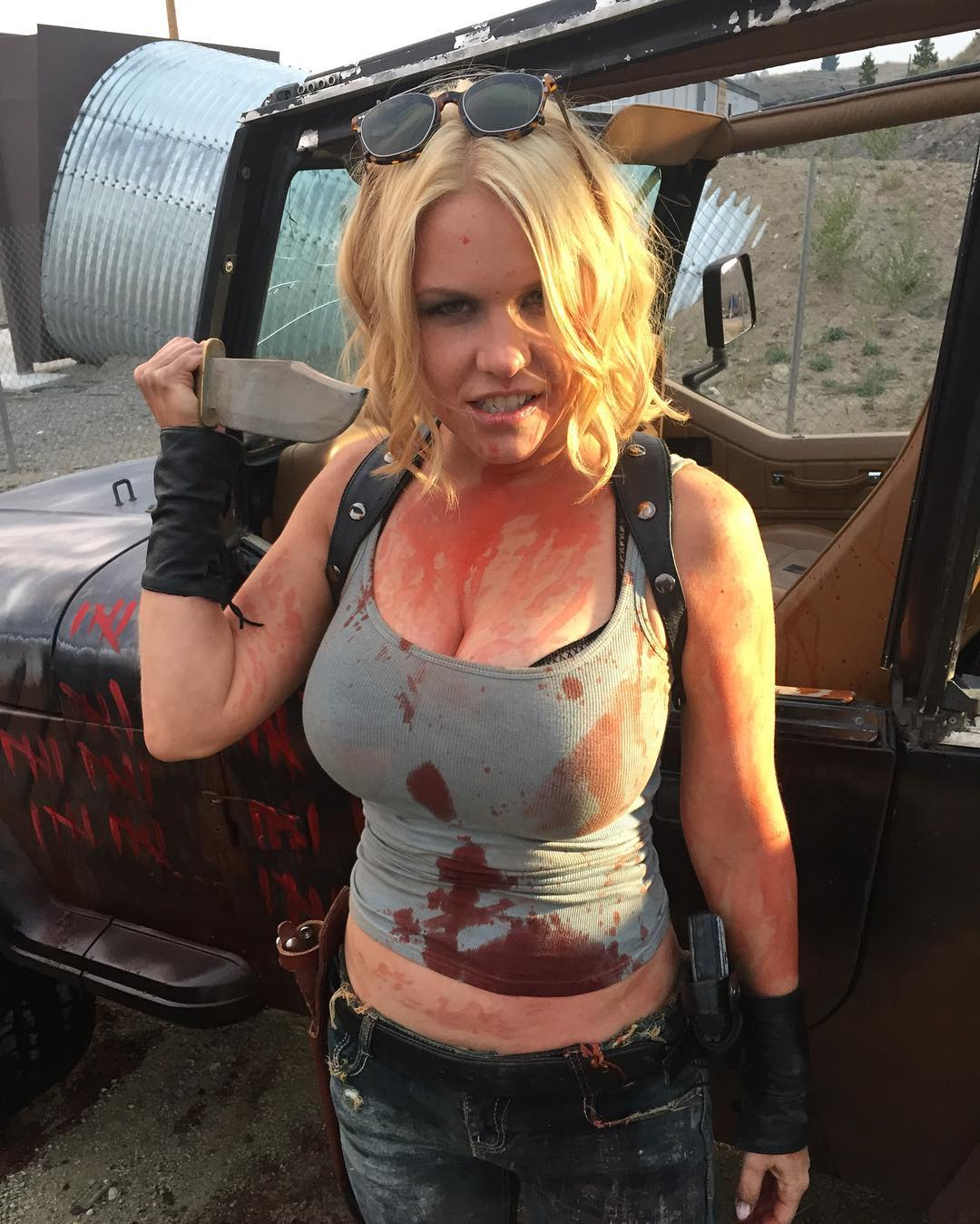 Carrie Keagan Nude 23