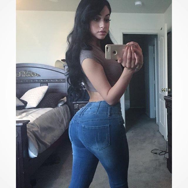mexican girl nude ass