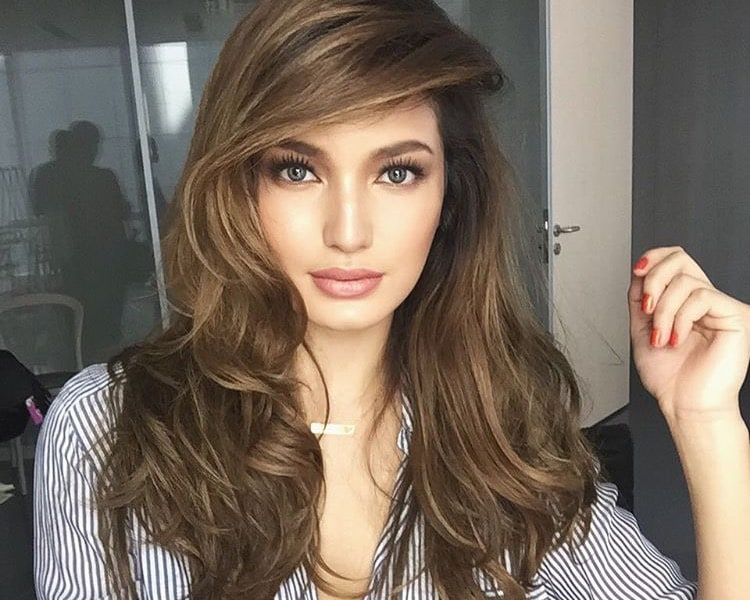 Anne Curtis New Hair Color Best Hairstyle 2017 -> More
