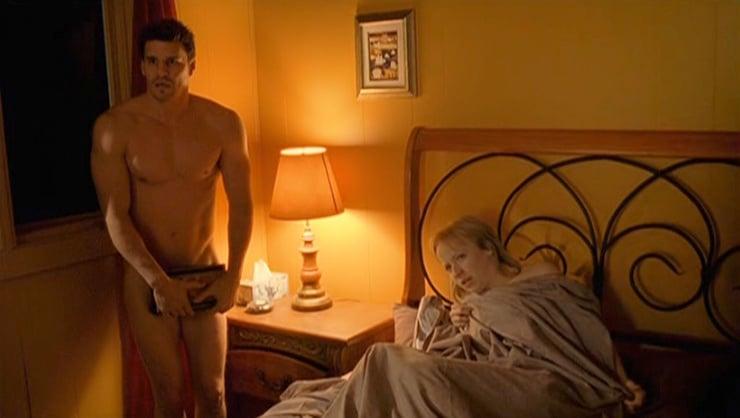 David boreanaz naked pics dick