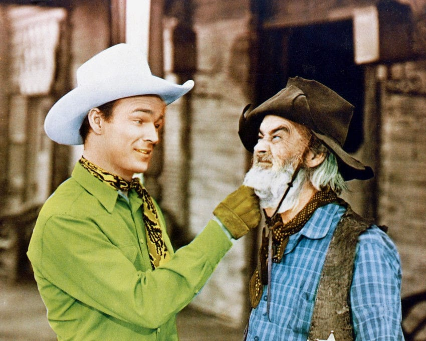 Roy rogers gabby hayes for Gabby hayes
