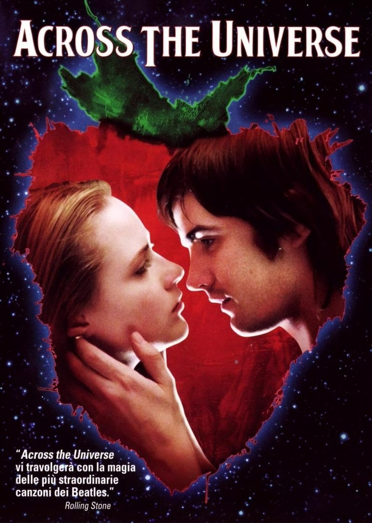 picture of across the universe