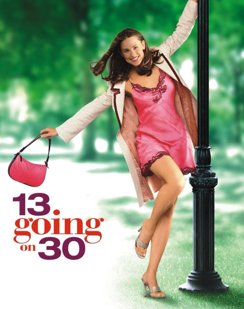 13 Going On 30 (2004) зурган илэрцүүд