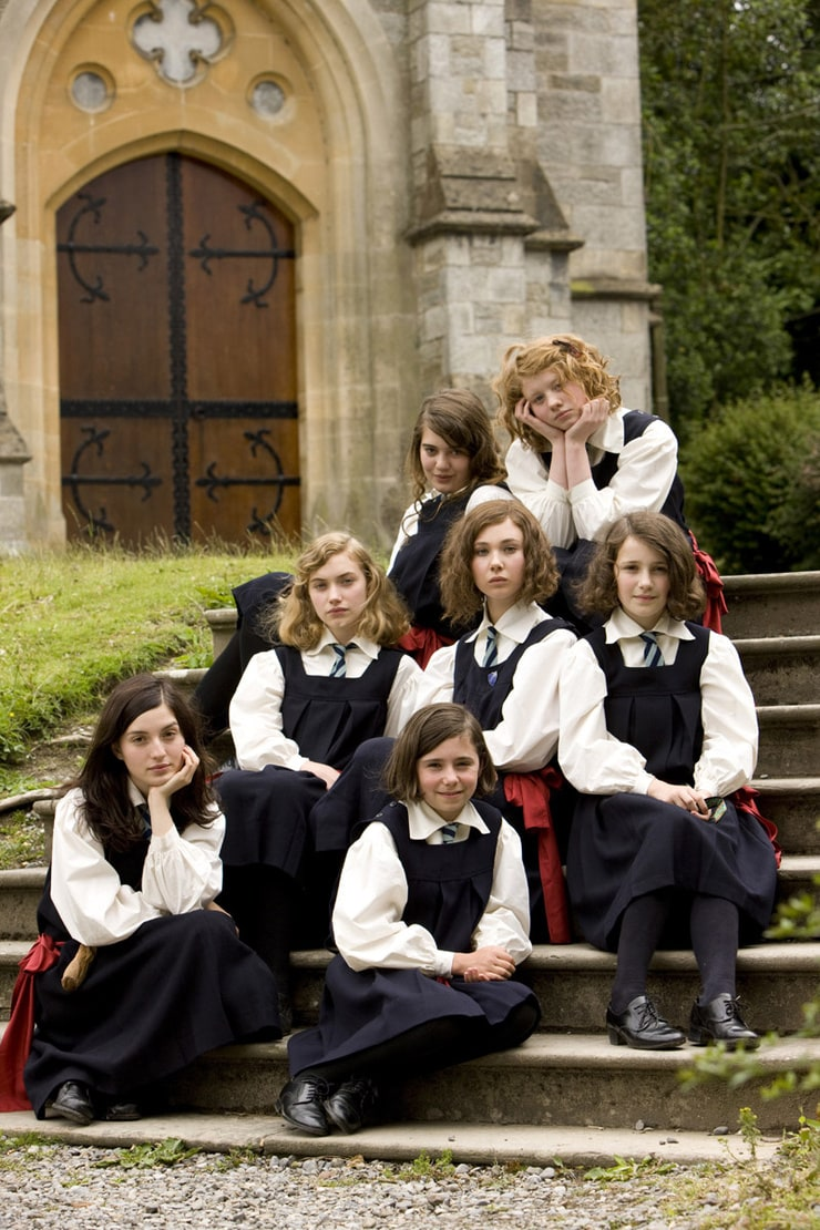 Movie about an english girls school, xxxsex teen video