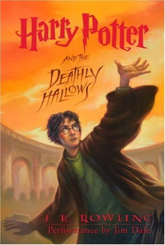 Harry Potter Book Cover Image : Picture of harry potter and the deathly hallows