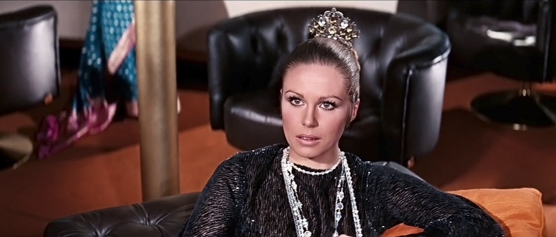 On Her Majesty's Secret Service
