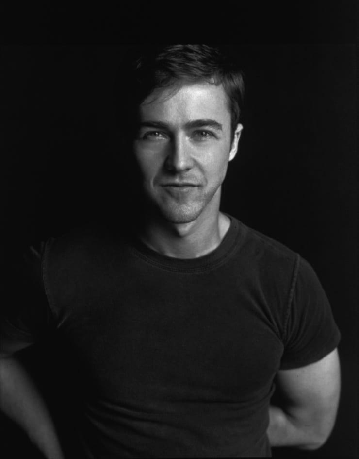 Picture of Edward Norton