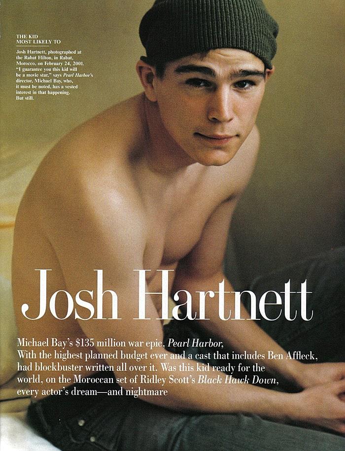 Josh hartnett naked picture