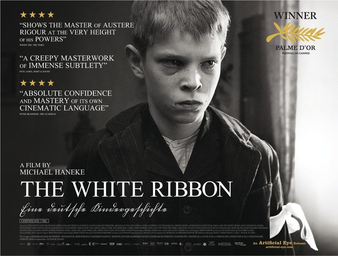 ミヒャエル・ハネケ監督の白いリボンという映画