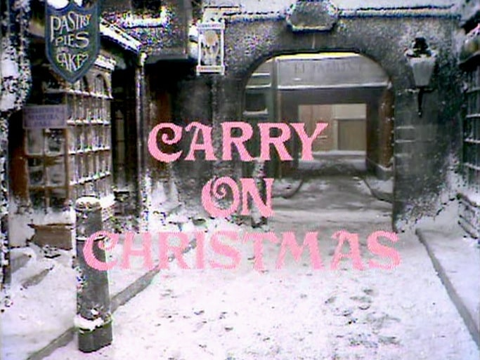 Carry on Christmas