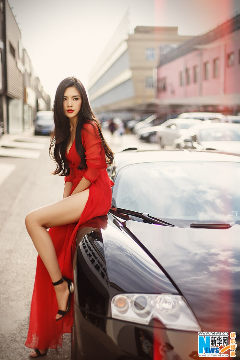 Candice Zhao yamei zhang