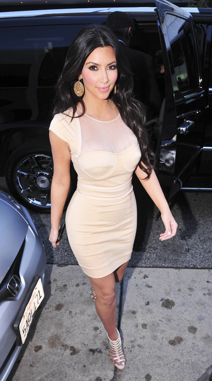 Tits New Nude Pictures Kim Kardashian Pictures