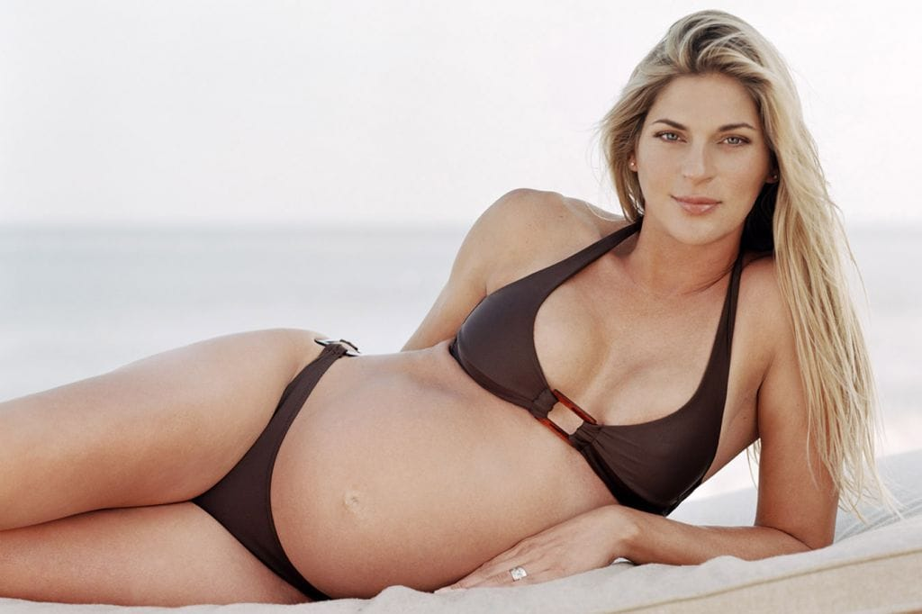 gabrielle reece mother