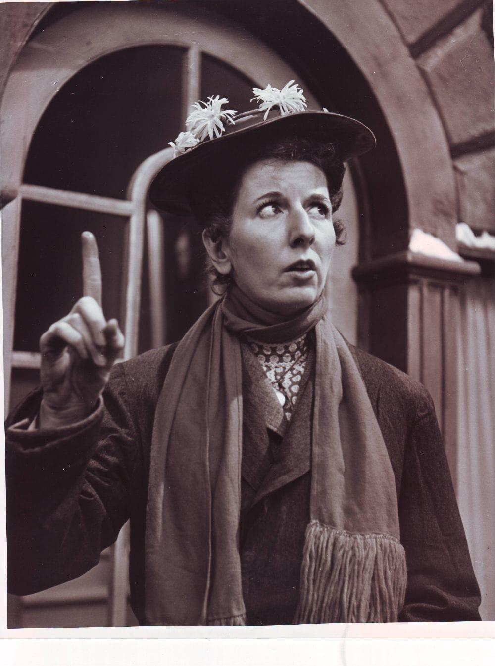 Communication on this topic: Andrea Mason (actress), mary-wickes/