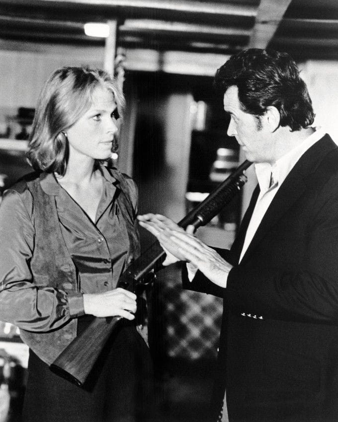 Mariette Hartley, James Garner