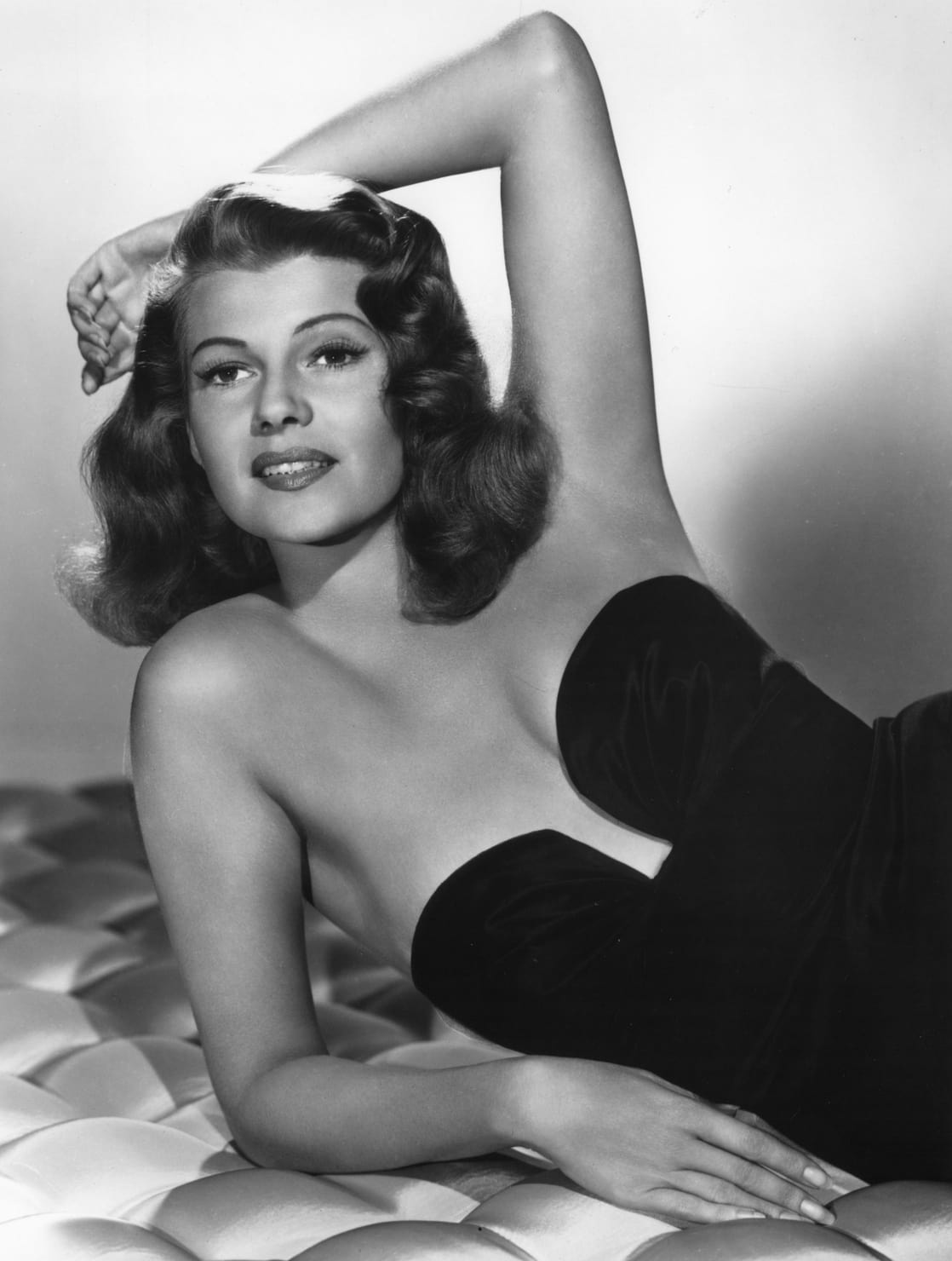 Rita hayworth porn cartoon films