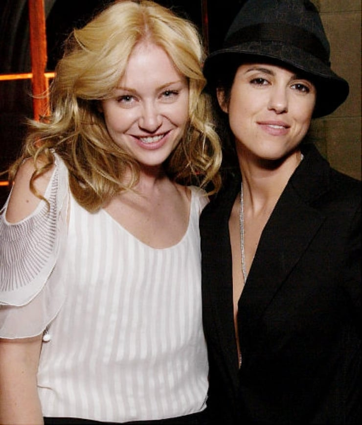 Portia De Rossi Model: Portia & Francesca Gregorini