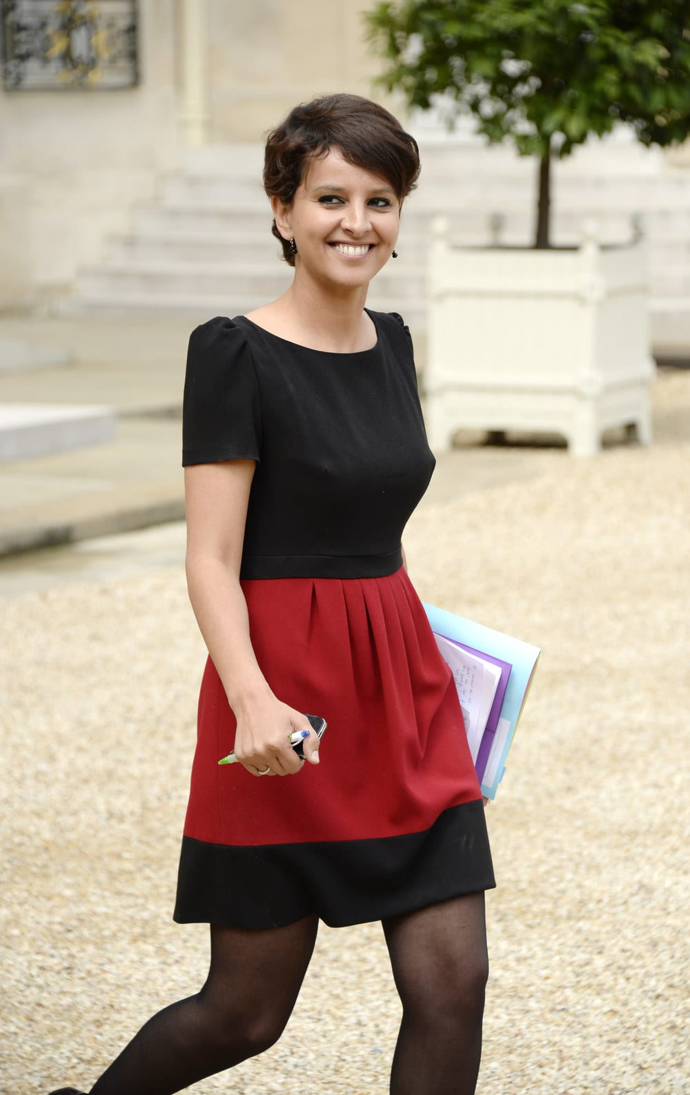 picture of najat vallaud
