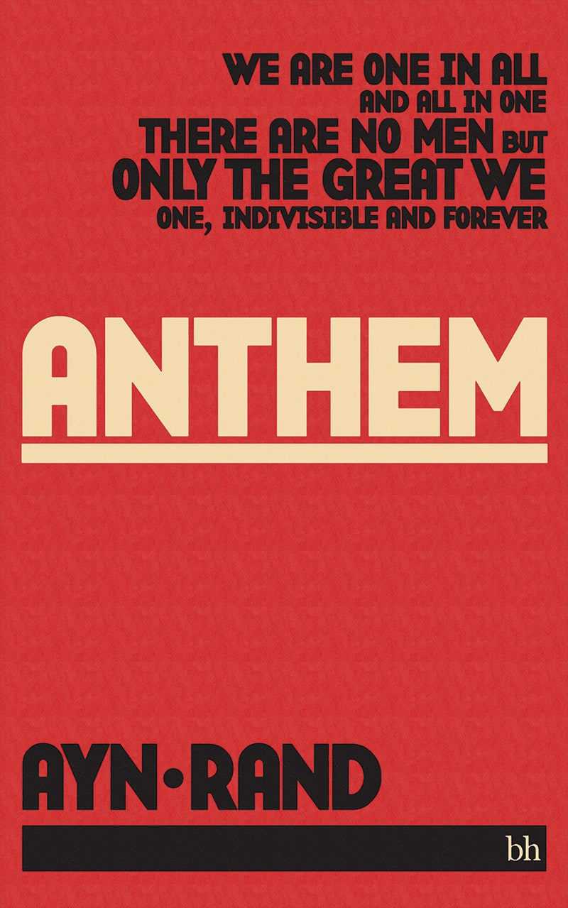 an analysis of the book anthem by ayn rand 11/23/11 anthem, b an rand wwwgutenbergorg/files/1250/1250-h/1250-hhtm 2/47 one chapter two chapter three chapter four five chapter six chapter seven chapter.