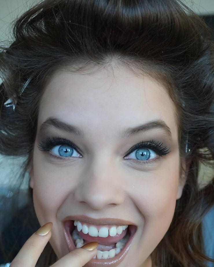 barbara palvin teeth - photo #7