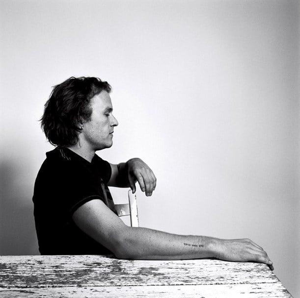 Heath Ledger Alter