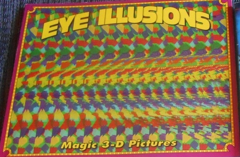 Eye Illusions by Jim   Anderson — Reviews, Discussion, Bookclubs, Lists