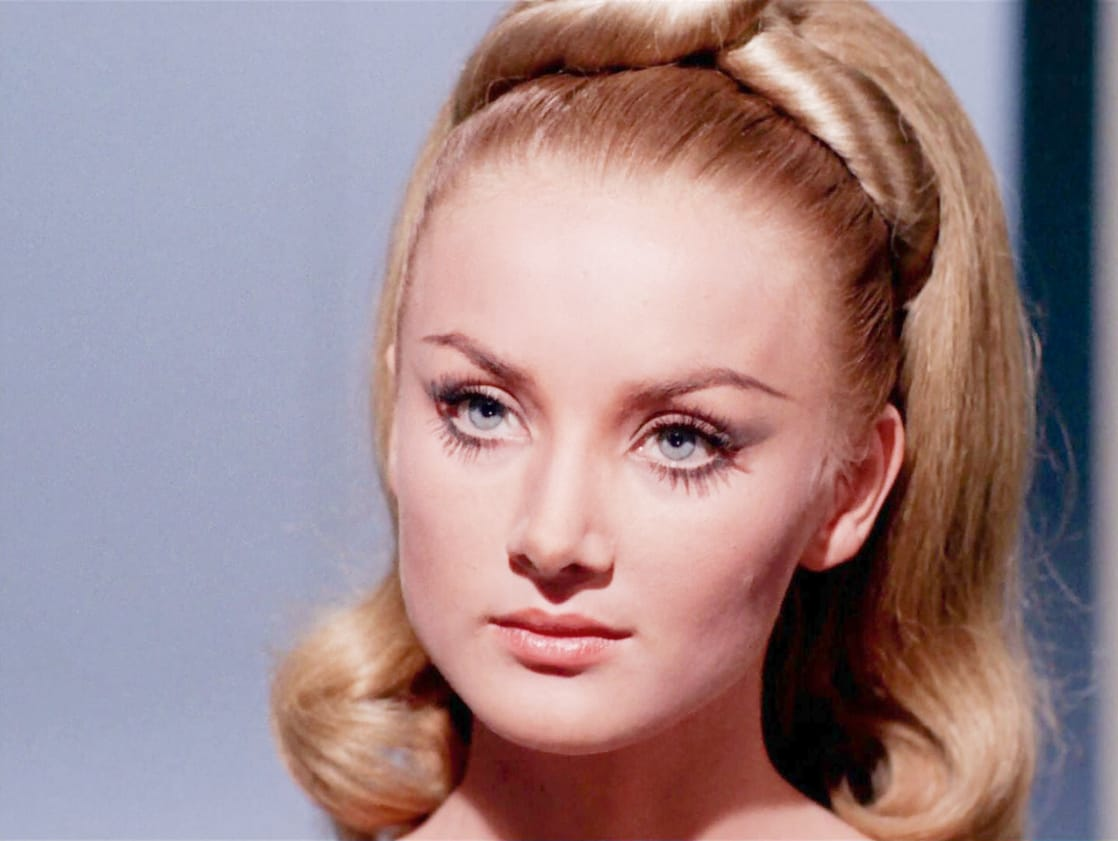 Watch Barbara Bouchet video
