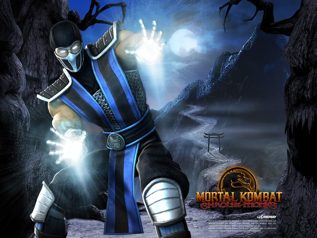 Mortal kombat shaolin monks characters - photo#12