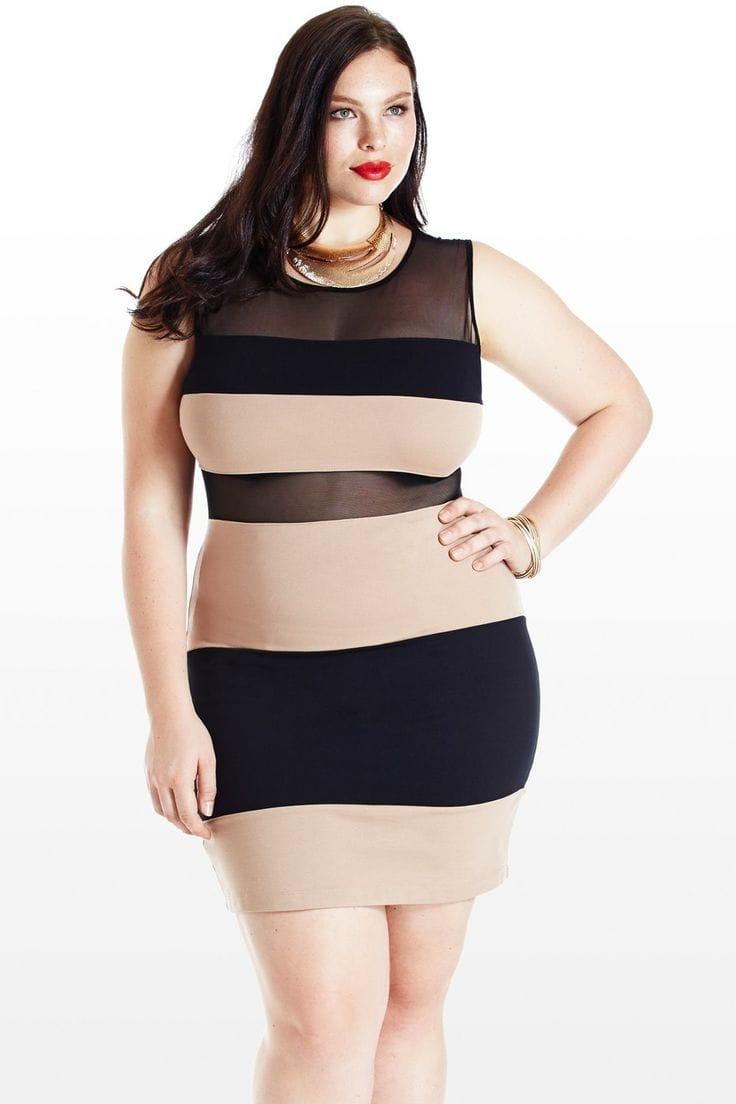 Womens Plus Size Clothing Fashion 5