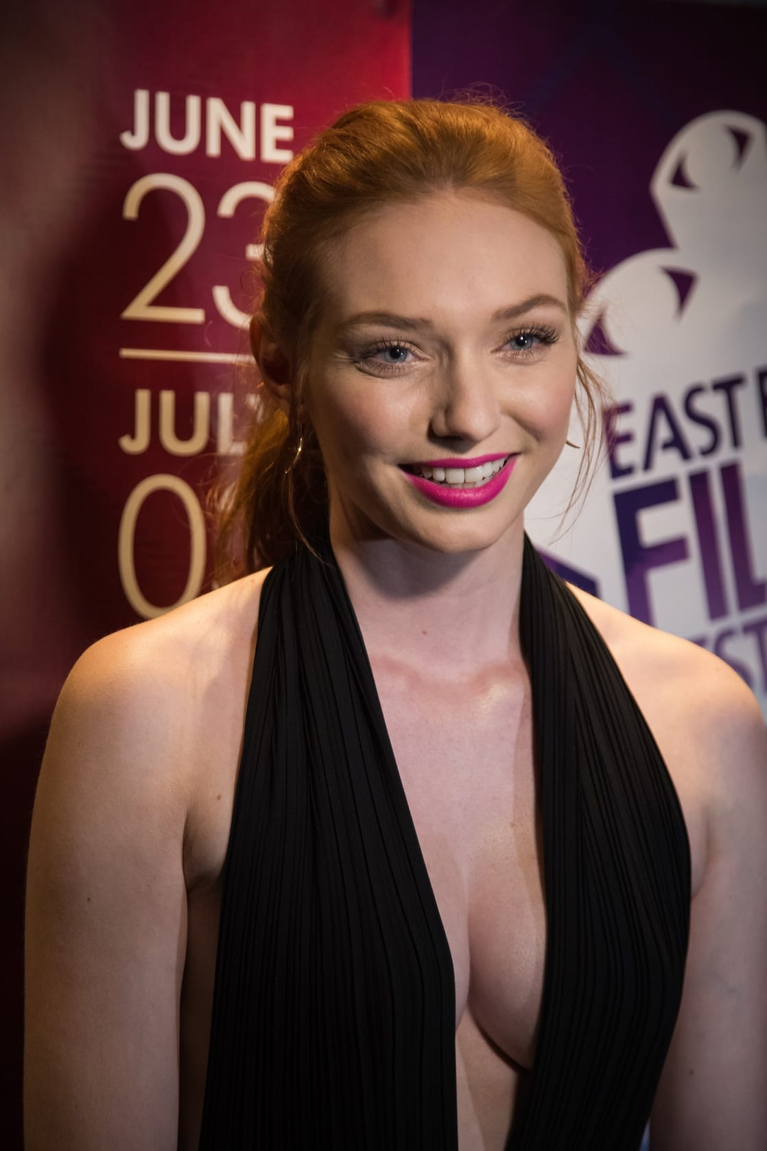 Picture of Eleanor Tomlinson Cate Blanchett