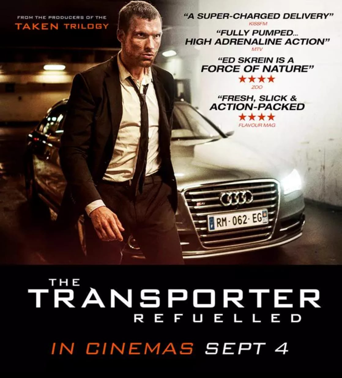Picture Of The Transporter Refueled 2015