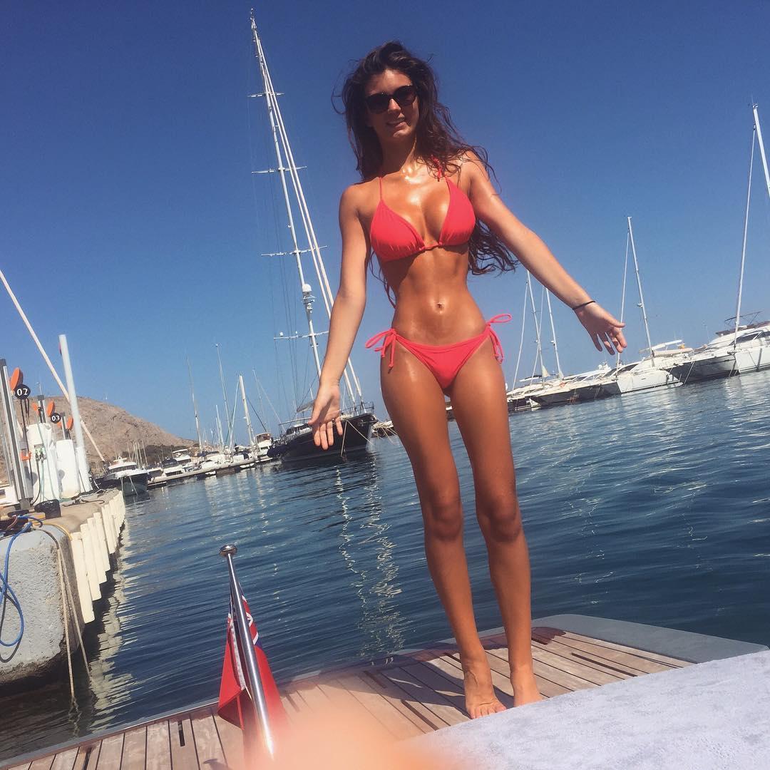 Bikini Erin Willerton nude photos 2019