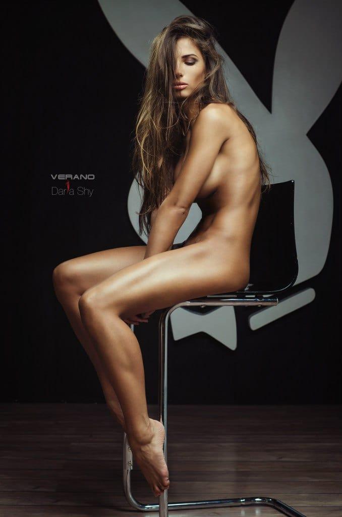 Daria shy nude