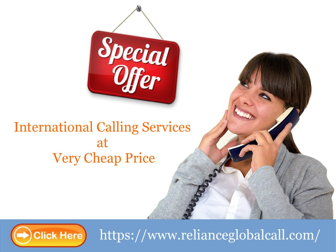 Cheap International Calls With Reliance Global Cal