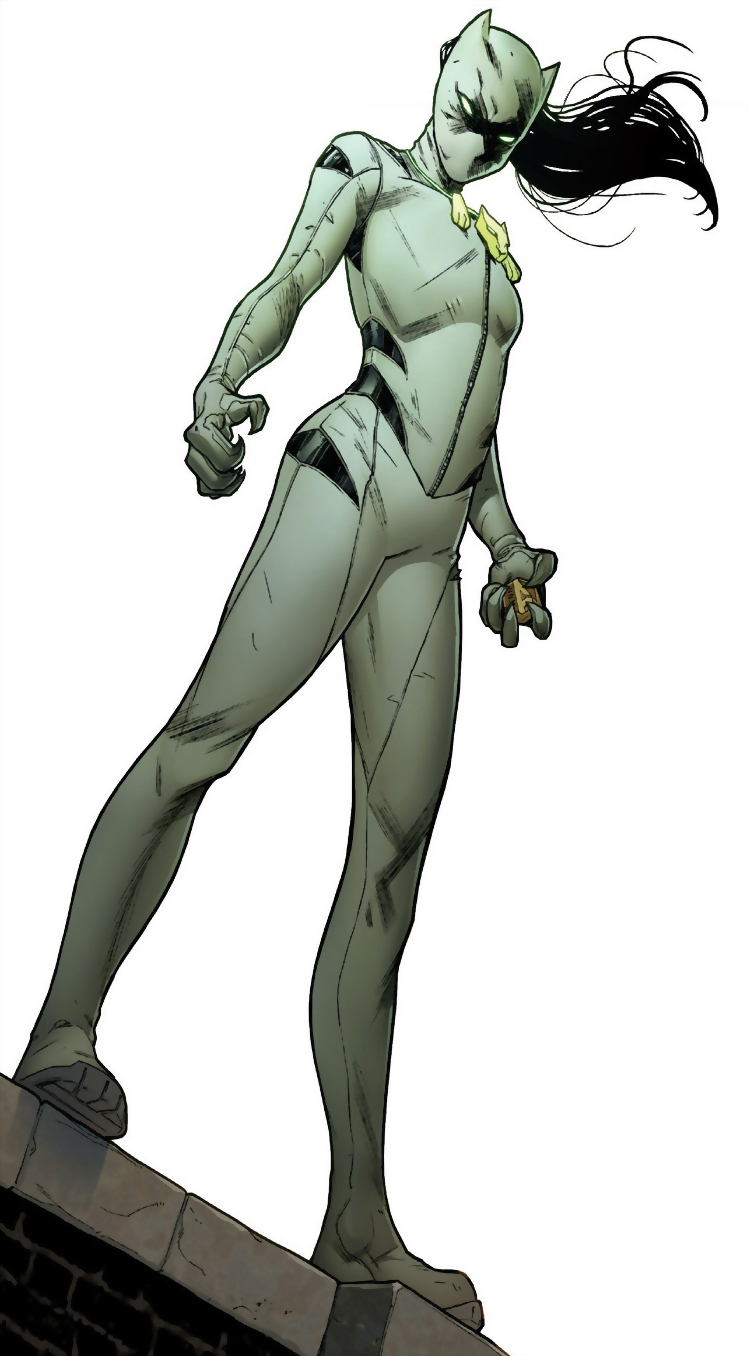Picture of White Tiger (Marvel)