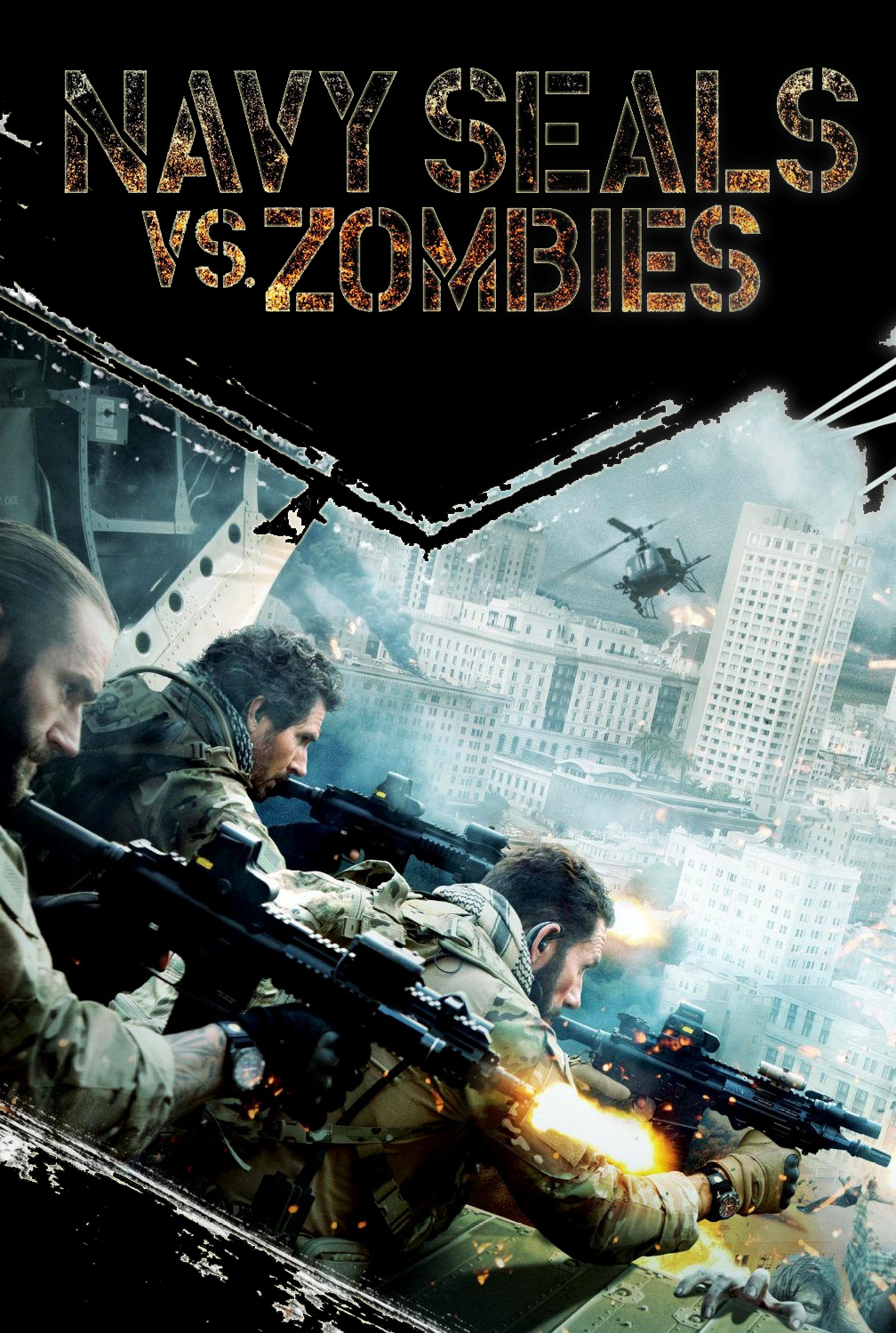 navy seal vs zombies