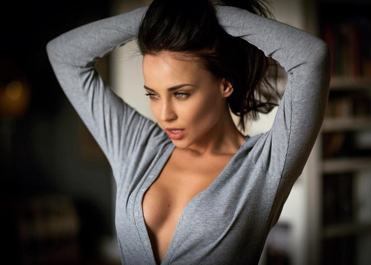 Angelina Petrova Nude Photos 25