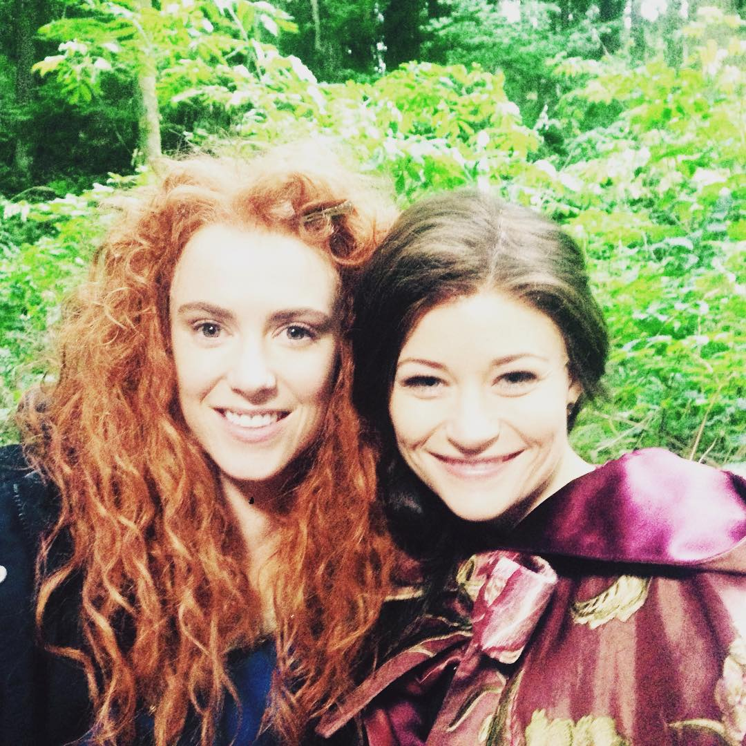 Amy Manson Once Upon A Time picture of amy manson