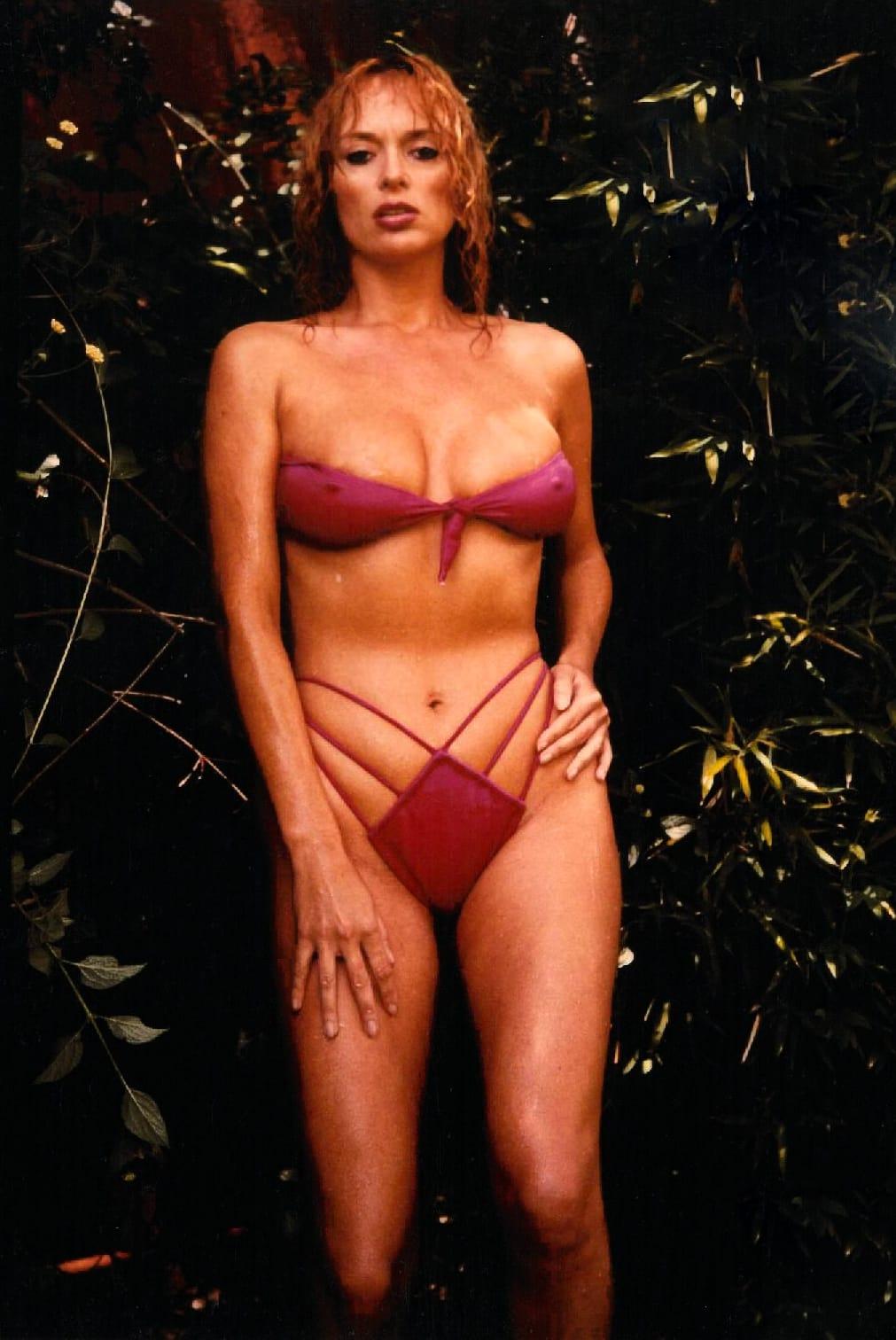 Kimberley Nixon,Zena Marshall Sex video Marilyn Cooper,Waka Inoue (b. 1980)