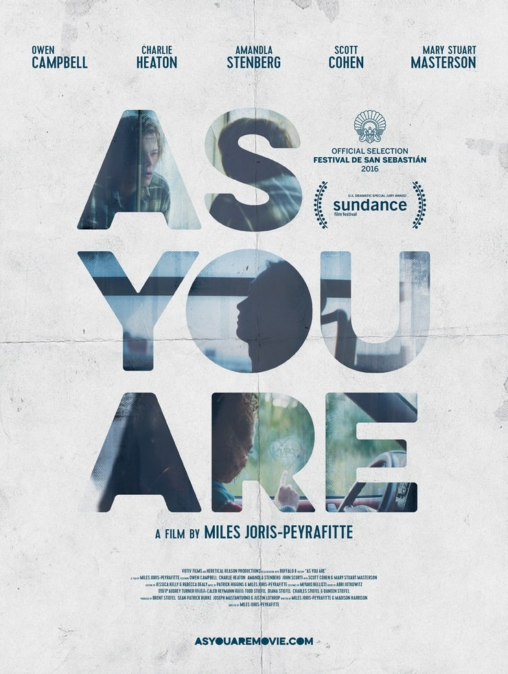 | 740full as you are poster