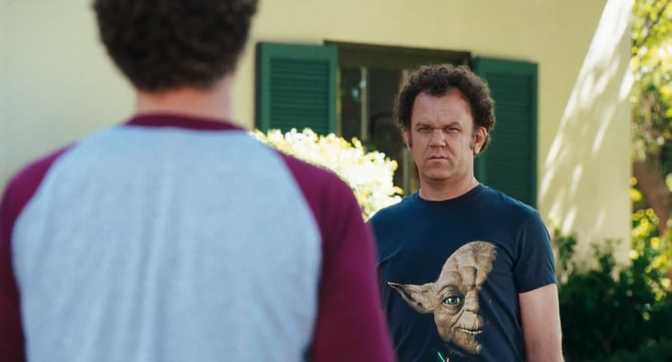 Will Ferrell and John C Reilly On Set Interview  STEP