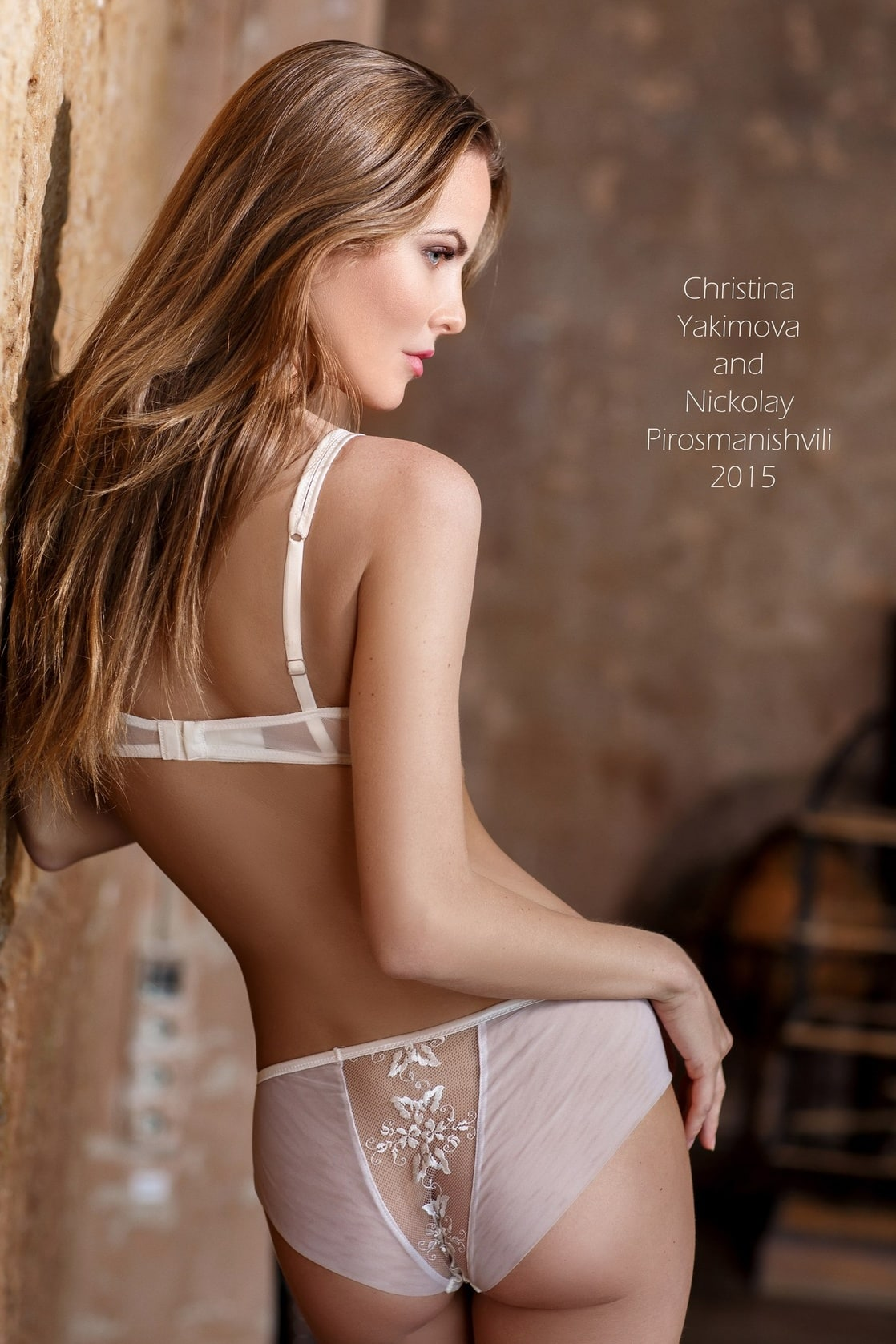 Kristina Yakimova Nude Photos 11