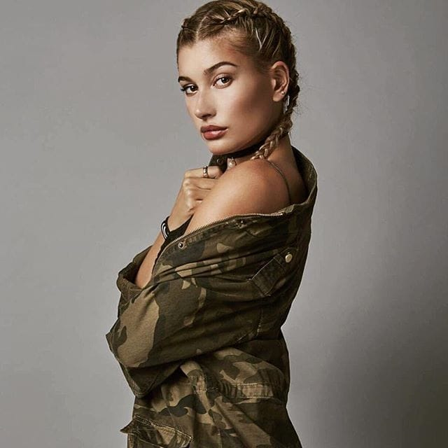 Hailey Baldwin Alter