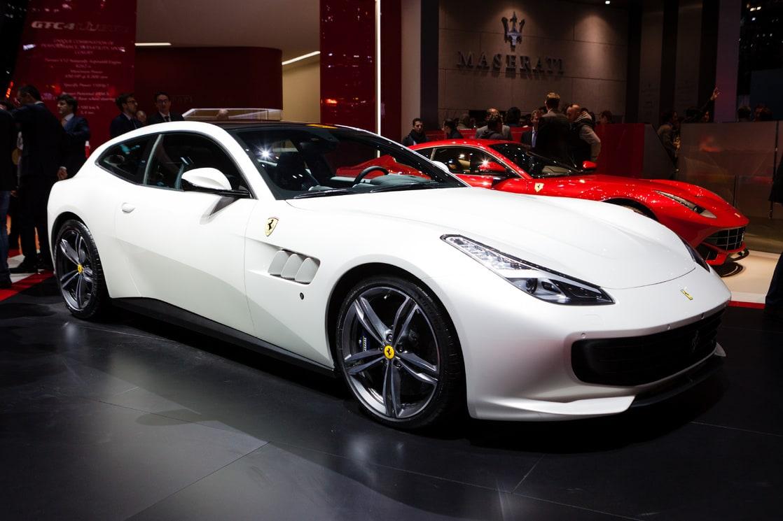 Francisco Mieres Fernandez - Auto Ferrari - Expo auto
