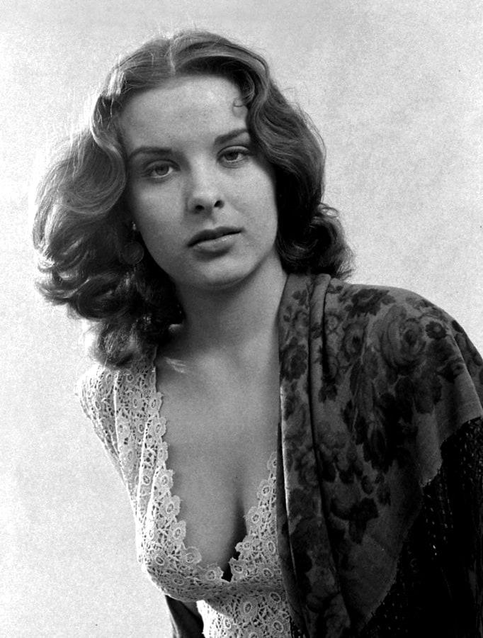 Jean Peters Legendary Actresses Jean Peters list