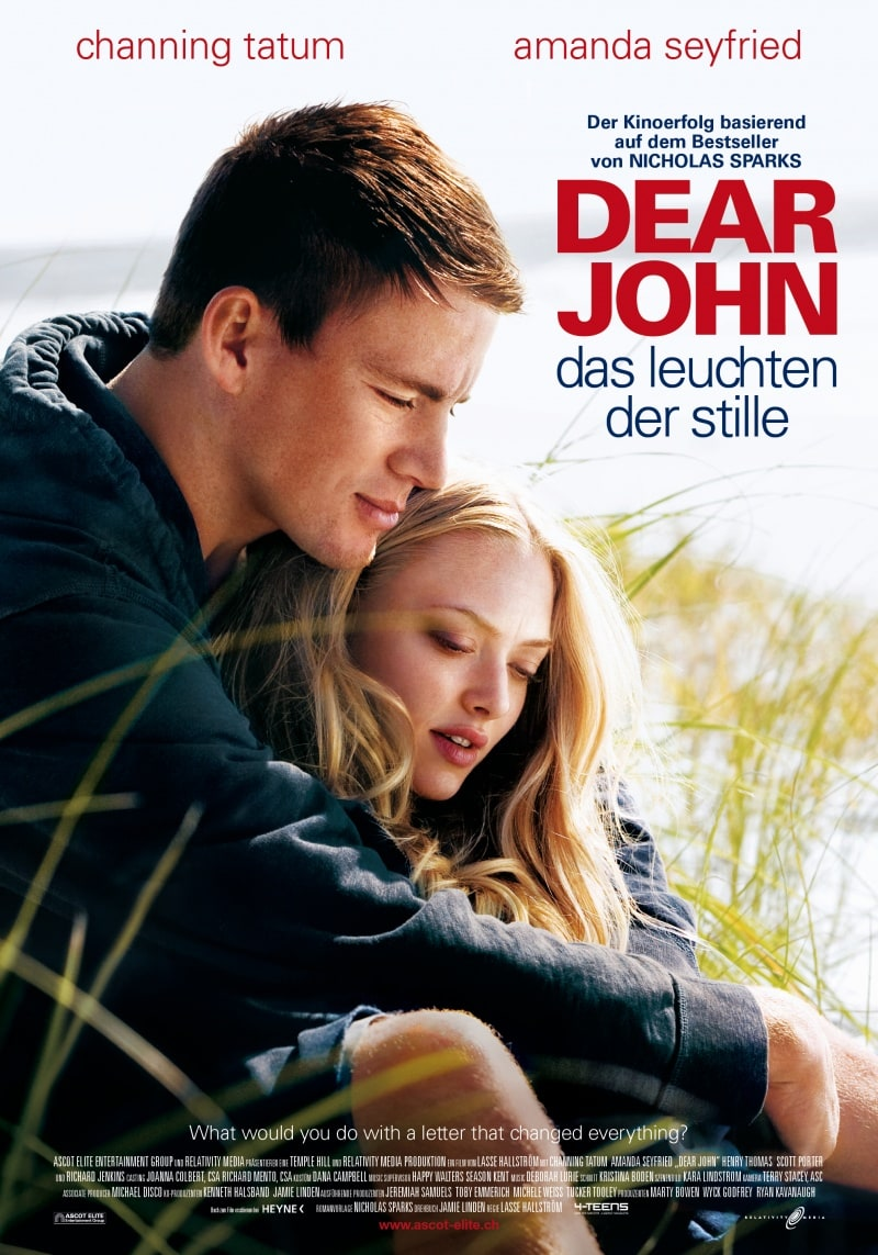 dear john book report Read dear john reviews from parents on common sense media  report this  review  ick both hallie and i read the book, but it was nothing like the movie.