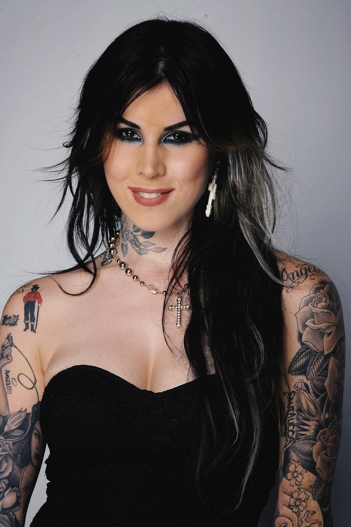 Kat Von D - Married Husband Mother Daughter Where Is She Now