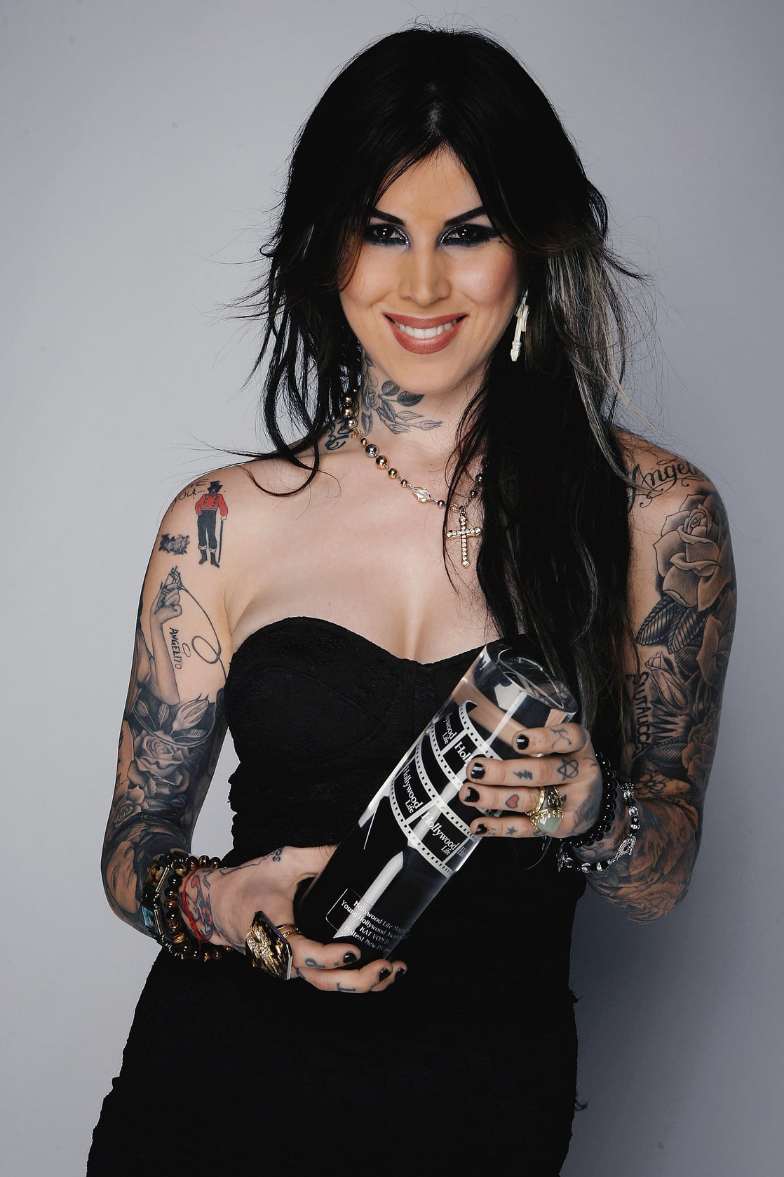 Kat Von D Married Husband Mother Daughter Where Is She Now
