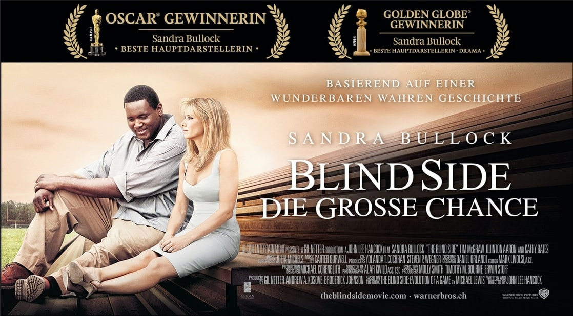 the blind side game